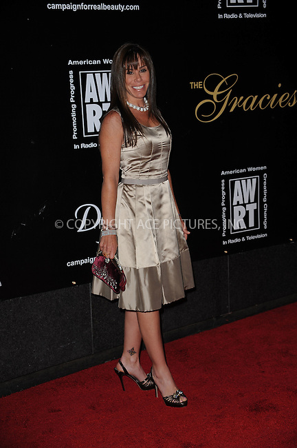 WWW.ACEPIXS.COM . . . . . ....June 3 2009, New York City....Melissa Rivers arriving at the 34th Annual AWRT Gracie Awards Gala at The New York Marriott Marquis on June 3, 2009 in New York City.....Please byline: KRISTIN CALLAHAN - ACEPIXS.COM.. . . . . . ..Ace Pictures, Inc:  ..tel: (212) 243 8787 or (646) 769 0430..e-mail: info@acepixs.com..web: http://www.acepixs.com