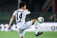 Takehiro Tomiyasu <br /> Verona 25/08/2019 Stadio Bentegodi <br /> Football Serie A 2019/2020 <br /> Hellas Verona - Bologna FC  <br /> Photo Daniele Buffa / Image Sport / Insidefoto