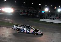 Apr 19, 2007; Avondale, AZ, USA; Nascar Grand National Division driver (92) Marc Davis during the AlphaTrade.com 150 at Phoenix International Raceway. Mandatory Credit: Mark J. Rebilas
