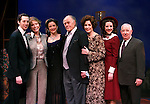 """***EXCLUSIVE COVERAGE*** Mary Tyler Moore visits the cast of """"Enter Laughing"""" at the York Theatre Company in New York City.<br />February 26, 2009<br />pictured: Josh Grisetti, Michael Tucker, Mary Tyler Moore, marla Schaffel, Bob Dishy, Jill Eikenberry,"""
