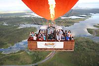 20160203 February 03 Hot Air Balloon Gold Coast