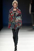 Sara Coleman at Mercedes-Benz Fashion Week Madrid 2013