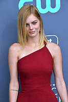 Samara Weaving at the 23rd Annual Critics' Choice Awards at Barker Hangar, Santa Monica, USA 11 Jan. 2018<br /> Picture: Paul Smith/Featureflash/SilverHub 0208 004 5359 sales@silverhubmedia.com