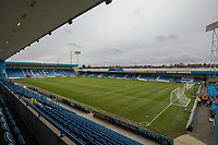 General view of Priestfield stadium, home of Gillingham ahead of the Sky Bet League 1 match between Gillingham and Fleetwood Town at the MEMS Priestfield Stadium, Gillingham, England on 27 January 2018. Photo by David Horn.
