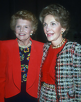 Betty Ford, Nancy Reagan, 1992, Photo By Michael Ferguson/PHOTOlink