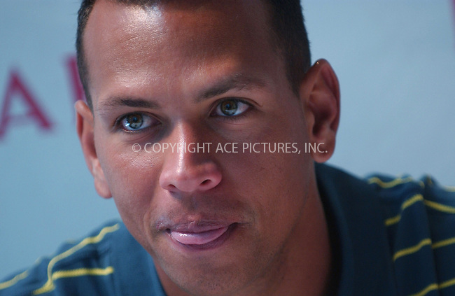 """WWW.ACEPIXS.COM . . . . . ....July 20 2007, New York City....NY Yankee's Baseball player Alex Rodriguez attending a signing of his childrens book """"Out Of The Ballpark"""" at FAO Schwartz in Manhattan ....Please byline: KRISTIN CALLAHAN - ACEPIXS.COM.. . . . . . ..Ace Pictures, Inc:  ..(646) 769 0430..e-mail: info@acepixs.com..web: http://www.acepixs.com"""