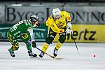 Stockholm 2013-12-03 Bandy Elitserien Hammarby IF - Ljusdals BK :  <br /> Ljusdal Andreas Ljus i aktion <br /> (Foto: Kenta J&ouml;nsson) Nyckelord: