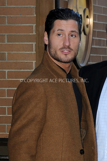 www.acepixs.com<br /> November 23, 2016 New York City<br /> <br /> Val Chmerkovskiy made an appearance at The View on November 23, 2016 in New York City.<br /> <br /> Credit: Kristin Callahan/ACE Pictures<br /> <br /> <br /> Tel: (646) 769 0430<br /> e-mail: info@acepixs.com<br /> web: http://www.acepixs.com