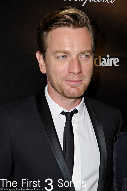 Ewan McGregor attends the 2012 Weinstein Company Golden Globes After Party at The Beverly Hilton Hotel in Beverly Hills, CA on January 15, 2012.