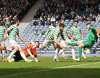 Dundee United v Celtic Scottish Cup Semi-Final 140413