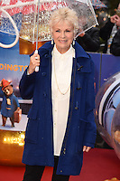 "Julie Walters arriving for the ""Paddington"" world premiere at the Odeon Leicester Square, London. 23/11/2014 Picture by: Steve Vas / Featureflash"