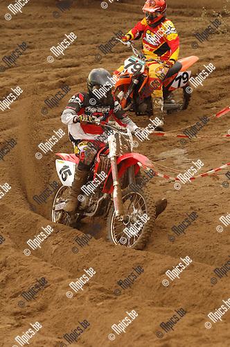 Glenn Nuyts , VLM Nieuwelingen 125cc
