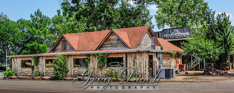 Hillbillee's Bar-B-Que and Bed and Breakfast was a major attraction in Arcadia Oklahoma on Route 66.  The story is that if you rented a room a companion would be provided for male guests.