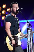 11 June 2017 - Nashville, Tennessee - T.J. Osborne, Brothers Osborne. 2017 CMA Music Festival Nightly Concert held at Nissan Stadium. Photo Credit: Dara-Michelle Farr/AdMedia