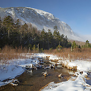 This is the image for December in the 2017 White Mountains New Hampshire calendar. Cannon Mountain in Franconia Notch State Park. The calendar can be purchased here: http://bit.ly/220sKru