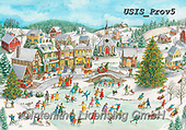 Ingrid, CHRISTMAS SYMBOLS, WEIHNACHTEN SYMBOLE, NAVIDAD SÍMBOLOS,village,ice skating, paintings+++++,USISPROV5,#xx#