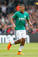 Salomon Rondon of West Brom during the EPL - Premier League match between Crystal Palace and West Bromwich Albion at Selhurst Park, London, England on 13 May 2018. Photo by Carlton Myrie / PRiME Media Images.