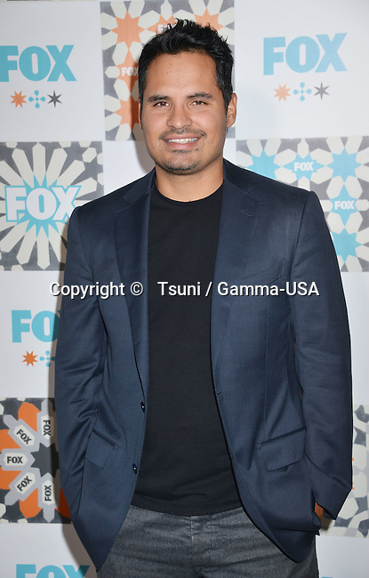 Michael Pena   at the All Star party Fox Talent  tca 2014 At the So Ho Club In Los Angeles.
