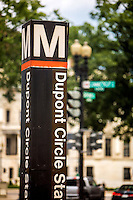 Dupont Circle Metro Washington DC