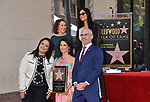 Lucy Liu Honored With Star On The Hollywood Walk Of Fame on May 01, 2019 in Hollywood, California.<br /> a_Lucy Liu 026 Rhea Perlman, Demi Moore