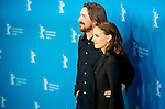 Actor Christian Bale and Nathalie Portman promotes his film Kings of Cups during the LXV Berlin film festival, Berlinale at Potsdamer Straße in Berlin on February 8, 2015. Samuel de Roman / Photocall3000 / Dyd fotografos-DYDPPA.