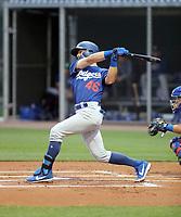 Donovan Casey - Los Angeles Dodgers 2019 spring training (Bill Mitchell)
