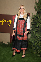 HOLLYWOOD, CA - OCTOBER 10: Busy Philipps, at The Los Angeles Premiere of HBO's Camping at Paramount Studios in Hollywood, California on October 10, 2018. Credit: Faye Sadou/MediaPunch