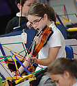 Kids from the Raploch Orchestra rehearse with Gustavo Dudamel ahead of Thursday night's concert ........