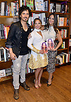 CORAL GABLES, FL - NOVEMBER 05: Tommy Torres, Adamari Lopez and Karla Monroig attend Adamari Lopez Book Signing 'Amando' at Books and Books on Thursday November 5, 2015 in Coral Gables, Florida. ( Photo by Johnny Louis / jlnphotography.com )