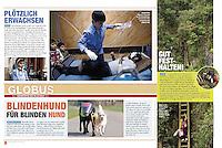 Dein Spiegel, kids' edition of the German magazine DER SPIEGEL, on children as hospital helpers in Syria, June 2013.<br /> Photos: Timo Vogt