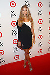 Sports Illustrated Swimsuit Cover Model Nina Agdal Attends Target and IMG kick off New York Fashion Week: The Shows at The Park at Moynihan Station