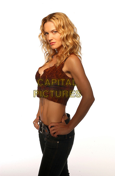 VICTORIA PRATT.in Mutant X.Year 4.*Editorial Use Only*.www.capitalpictures.com.sales@capitalpictures.com.Supplied by Capital Pictures.