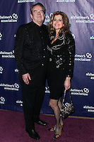 """BEVERLY HILLS, CA, USA - MARCH 26: Jimmy Webb, Laura Savini at the 22nd """"A Night At Sardi's"""" To Benefit The Alzheimer's Association held at the Beverly Hilton Hotel on March 26, 2014 in Beverly Hills, California, United States. (Photo by Xavier Collin/Celebrity Monitor)"""