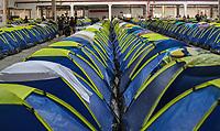SAO PAULO,SP, 12.02.2019 - CAMPUS-PARTY -  Movimenta&ccedil;&atilde;o durante o primeiro dia da Campus Party Brasil 2019 na manh&atilde; desta ter&ccedil;a-feira (12) Expo Center Norte na zona norte de Sao Paulo.<br /> (Foto: Fabricio Bomjardim / Brazil Photo Press)