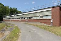 2016-06 Sarah Gibbons Middle School | Pre-Demolition