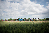 peloton drive-by<br /> <br /> Stage 10: Ravenna to Modena (147km)<br /> 102nd Giro d'Italia 2019<br /> <br /> ©kramon
