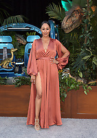 LOS ANGELES, CA - JUNE 12: Tamera Mowry-Housley, at Jurassic World: Fallen Kingdom Premiere at Walt Disney Concert Hall, Los Angeles Music Center in Los Angeles, California on June 12, 2018. Credit: Faye Sadou/MediaPunch