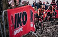 Ceylin Del Carmen Alvarado (NED)<br /> <br /> Women U23 Race<br /> UCI CX Worlds 2018<br /> Valkenburg - The Netherlands