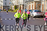Runners at the Valentines 10 mile road race in Tralee on Saturday.