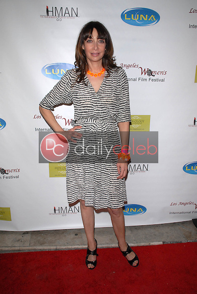 """Illeana Douglas<br /> at the 6th Annual Los Angeles Women's Int'l Film Festival Opening Night Benefit Screening of """"Serious Moonlight,"""" The Libertine, West Hollywood, CA. 03-26-10<br /> David Edwards/DailyCeleb.com 818-249-4998"""