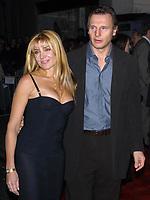 Liam Neeson, Natasha Richardson, 2001, Photo By John Barrett/PHOTOlink