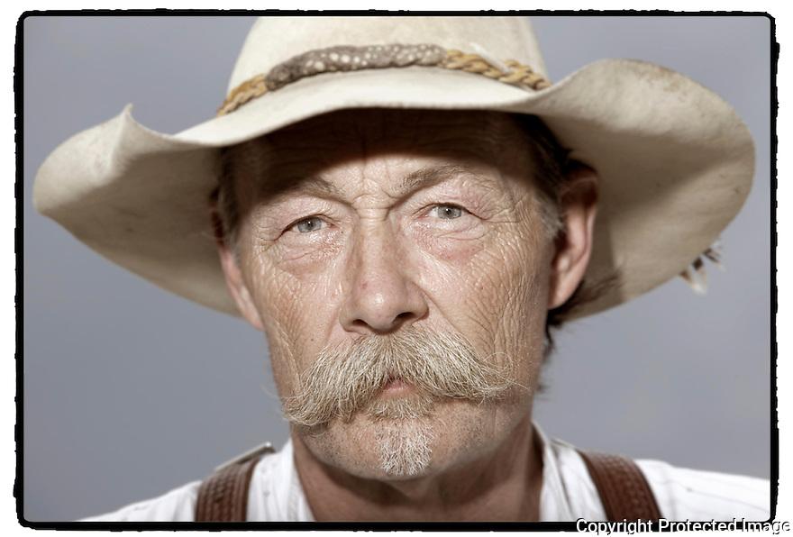 Arizona-Route 66<br /> Portrait<br /> Williams