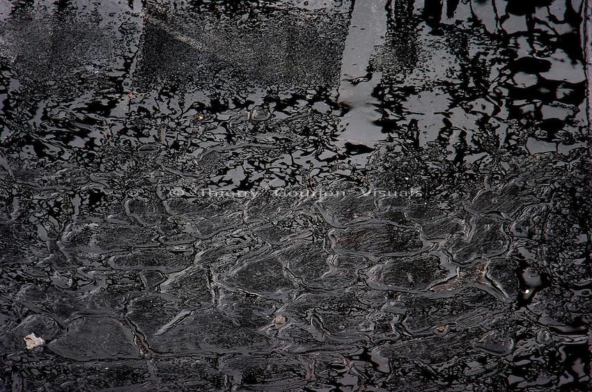 """The Road to Rain"". Photo by Thierry Gourjon"