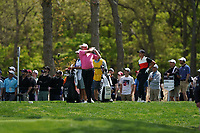 Jason Kokrak (USA) on the 10th tee during the 3rd round at the PGA Championship 2019, Beth Page Black, New York, USA. 18/05/2019.<br /> Picture Fran Caffrey / Golffile.ie<br /> <br /> All photo usage must carry mandatory copyright credit (© Golffile | Fran Caffrey)