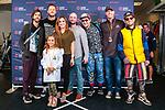 FRISCO, TX - OCTOBER 20: Imagine Dragon meet & greet at Toyota Stadium in Frisco on October 20, 2018 in Frisco, Texas