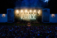 2017-07-15 Fury in the Slaughterhouse FOH - Stadtpark HH