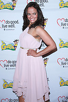 "WESTWOOD, LOS ANGELES, CA, USA - JUNE 21: Judy Reyes at the Los Angeles Premiere Of ""La Golda"" held at The Crest on June 21, 2014 in Westwood, Los Angeles, California, United States. (Photo by David Acosta/Celebrity Monitor)"