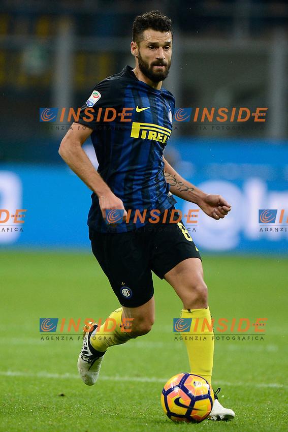 Antonio Candreva Inter<br /> Milano 26-10-2016 Stadio Giuseppe Meazza - Football Calcio Serie A Inter - Torino. Foto Giuseppe Celeste / Insidefoto