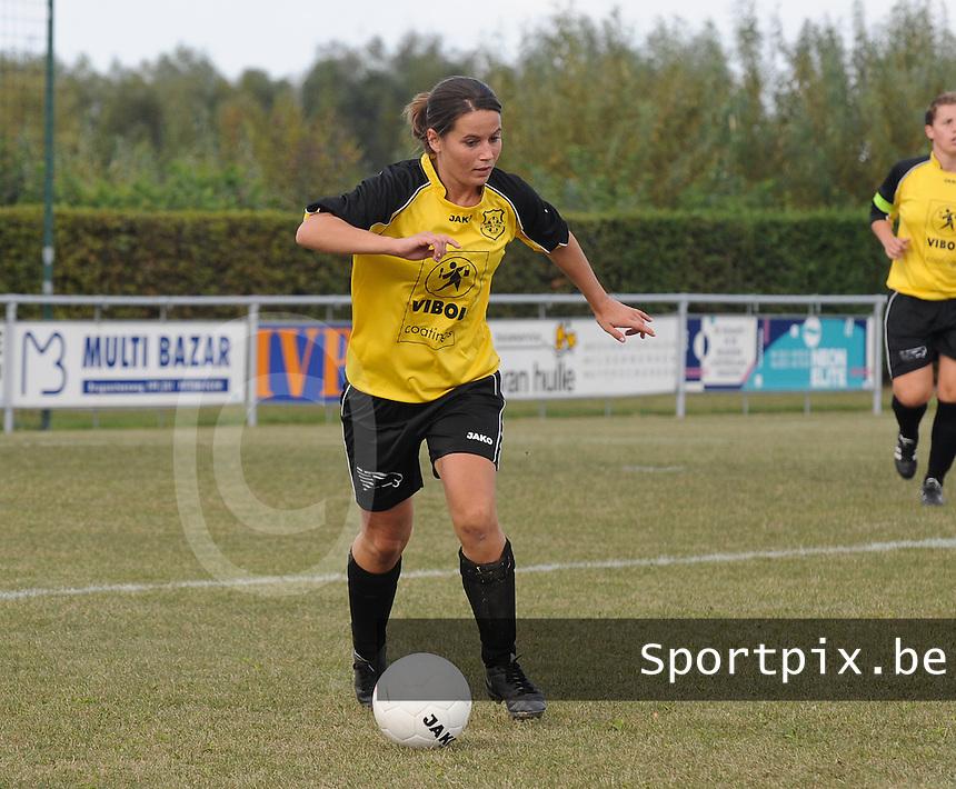 DVK Egem - RSC Anderlecht : Lisa Grymonprez.foto DAVID CATRY / Vrouwenteam.be