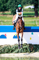 AUS-Emma McNab rides Fernhill Tabasco during the DHL-Preis CICO3* Teilprüfung Cross Country. 2017 GER-CHIO Aachen Weltfest des Pferdesports. Saturday 22 July. Copyright Photo: Libby Law Photography